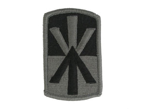 11th Air Defense Artillery Brigade ACU | Embroidered Patch with Hook and Loop | Sold Individually