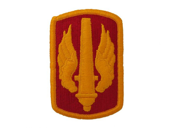 18th Field Artillery Brigade Army Patch Regular | Full Color Embroidered Sew On Patch