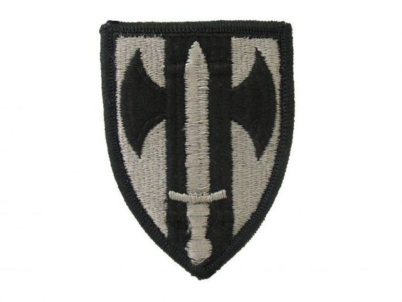 18th Military Police Brigade Army Patch ACU | Embroidered Patch with Hook and Loop