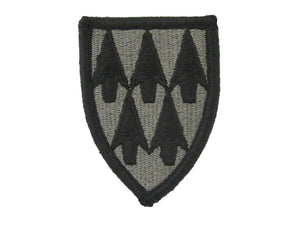 32nd Air Defense Artillery Brigade Army ACU Patch w/ Hook and Loop