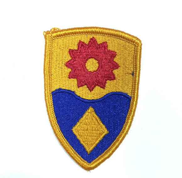 49th Military Police Brigade Regular - Full Color Dress Patch