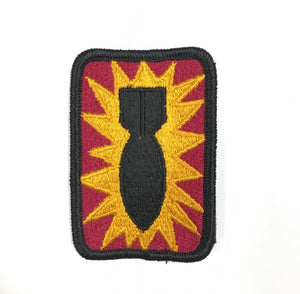 52nd Ordnance Group Regular Patch - Full Color Dress Sew On Patch - Army