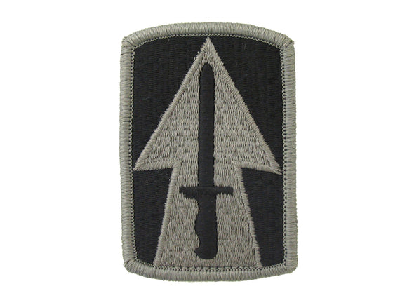 76th Infantry Brigade Army Patch ACU w/ Hook Fastener