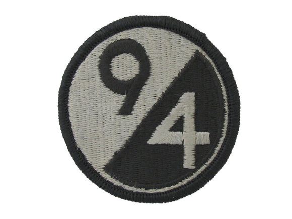 94th Division Regional Readiness Command Regular Sew On Patch