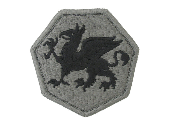 108th Airborne Training Division ACU w/ Hook & Loop