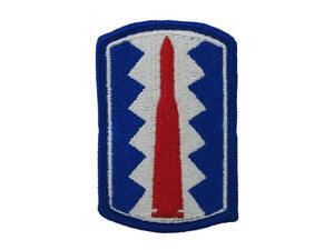 197th Infantry Brigade Army Patch Regular | Full Color Sew On Military Uniform Patch|Price Per Set of 2