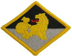 266th Finance Center Army Patch Regular | Full Color Sew On Military Uniform Patch|Sold Individually