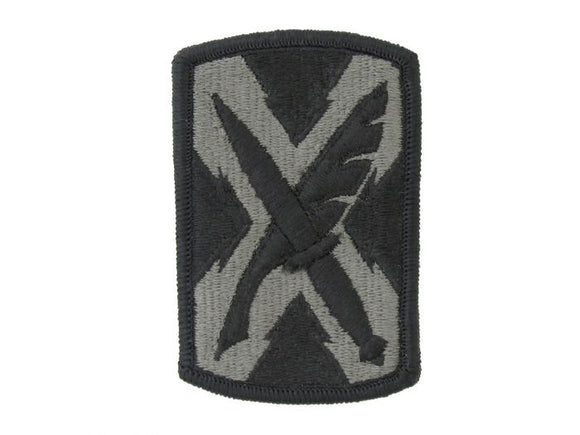 300th Military Intelligence Brigade Army Patch ACU With Hook & Loop Price Per Set of 2 Pieces