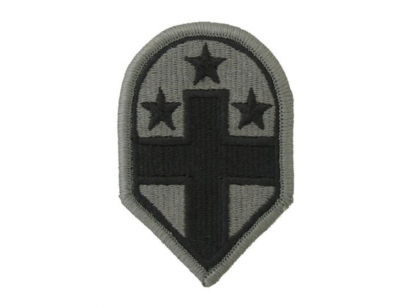 332nd Medical Brigade Army Patch ACU With Hook and Loop |Sold Individually
