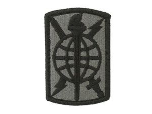 500th Military Intelligence Brigade ACU w/ Hook & Loop Patch