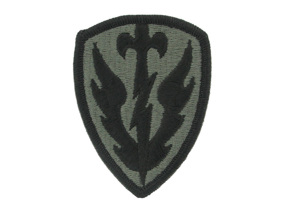 504th Military Intelligence Brigade ACU w/ Hook & Loop Patch