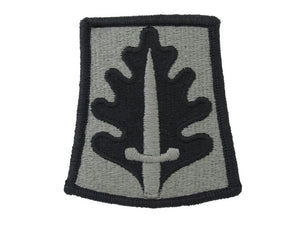 800th Military Police Brigade Army Patch ACU With Hook & Loop Price Per Set of 2