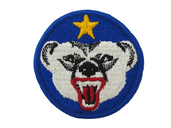US ARMY ALASKA REGULAR FULL COLOR SEW ON PATCH