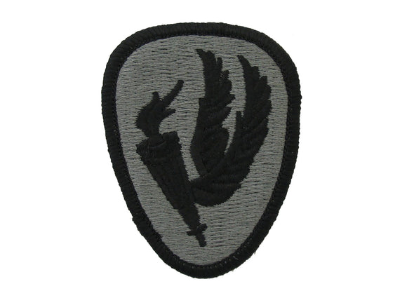Aviation Training School ACU w/ Hook and Loop Army Patch