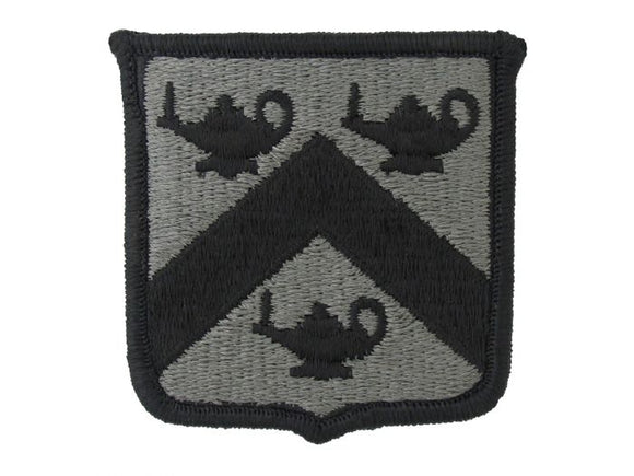 Command & General Staff College Army Patch ACU With Hook and Loop  | Sold Individually