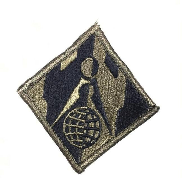 Army Corps of Engineer Division & District Subdued Patch