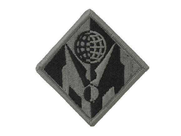 ENGINEER DIVISION AND DISTRICT ACU W/ HOOK AND LOOP ARMY PATCH