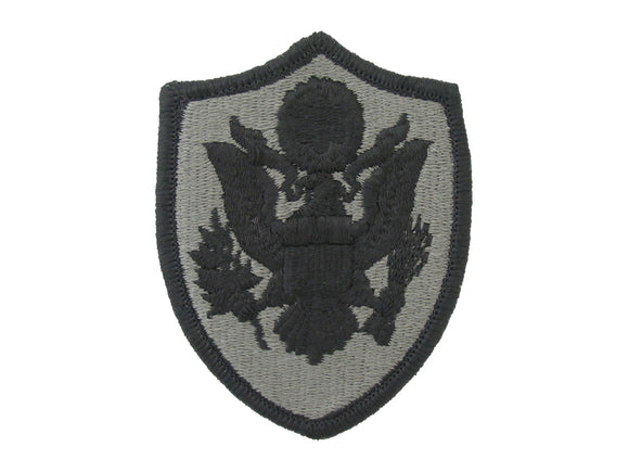 US ARMY PERSONNEL JOINT ACTIVITY ACU W/ HOOK AND LOOP PATCH