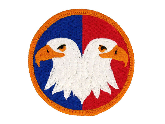 US ARMY RESERVE COMMAND NEW REGULAR FULL COLOR SEW ON PATCH