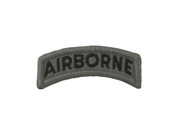 ARMY TAB - AIRBORNE W/ HOOK AND LOOP Sold in Pairs