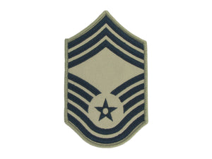 CHIEF MASTER SERGEANT PATCH -Sold Individually