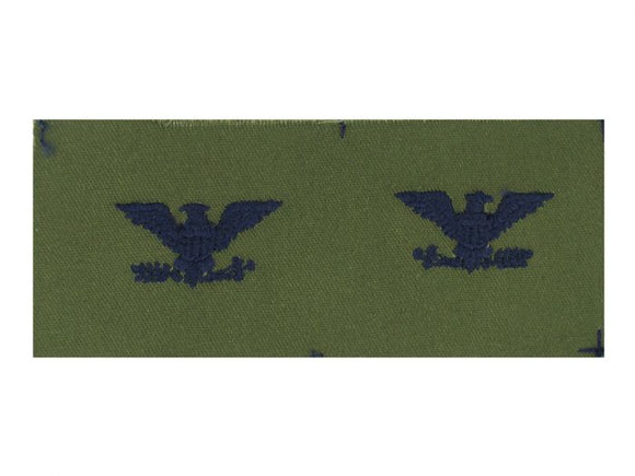 Colonel Sew On Subdued Patch - Set of 2