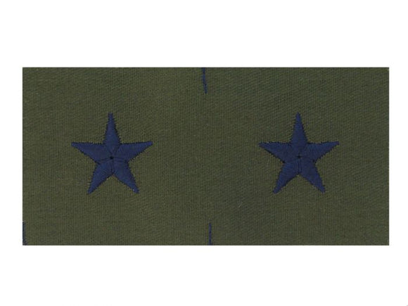 Brigadier General 1 Sew On Patch