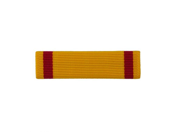 China Service US Military Uniform Ribbon