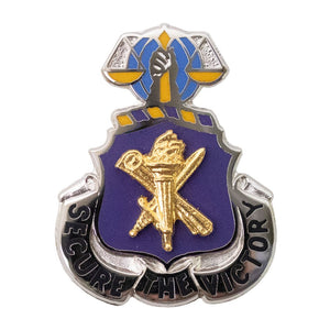 Army Corps Civil Affairs Secure the Victory - Unit Chest Medal