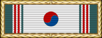 Republic of Korea Presidential Ribbon
