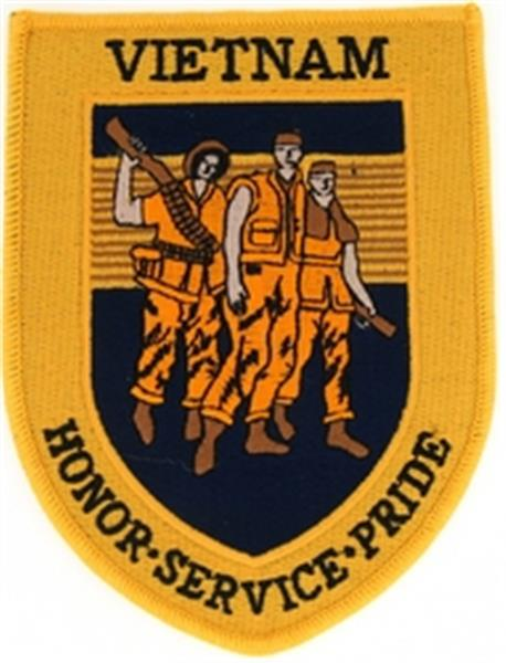 Vietnam Honor Service Pride Patch