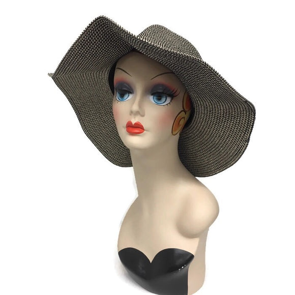 SUNLILY Coast-To-Coast Collection Roll-n-Go Sun Hat - One Size