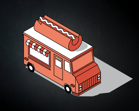 AK Racewars Food Truck/Booth