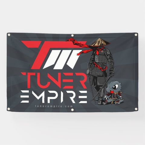 Tuner Empire Garage Banner