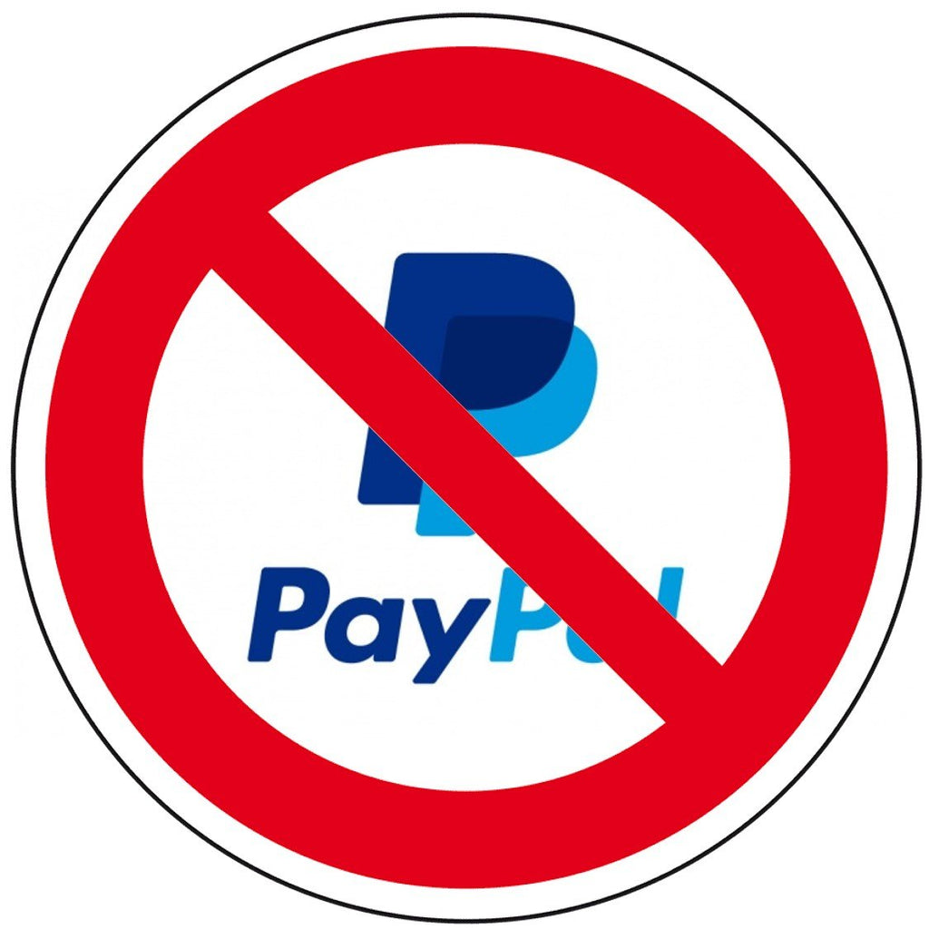 Saying bye-bye to PayPal & getting your money back