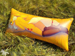 Inflatable body pillow - Apple Jack by Fensu