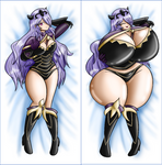 Inflatable body pillow - Camilla by Thiridian