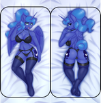 Inflatable mattress - Luna by NexcoyotlGT