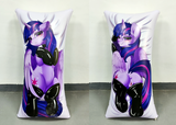 Inflatable body pillow - Twilight Bunny by Pridark