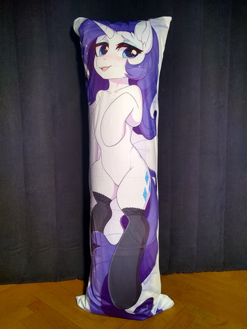 At-HOMECon 2020 SPECIAL: Rarity NSFW & buttplug - dakimakura
