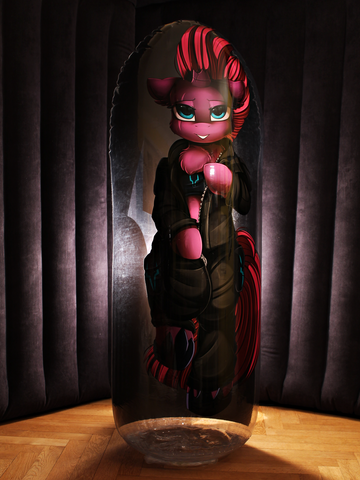 €URO HomeCon 2020: Inflatable body pillow  - Tempest Shadow by Pridark