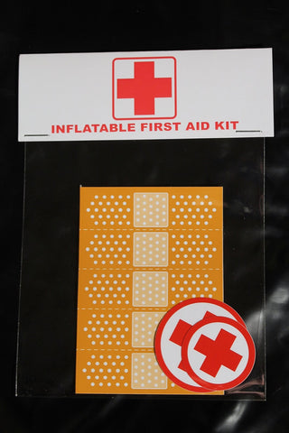 "Inflatable ""First Aid Kit"""