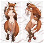 Kitsune by Kittell - XL Dakimakura