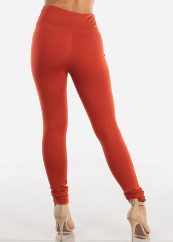 Image of High Rise Brick Leggings