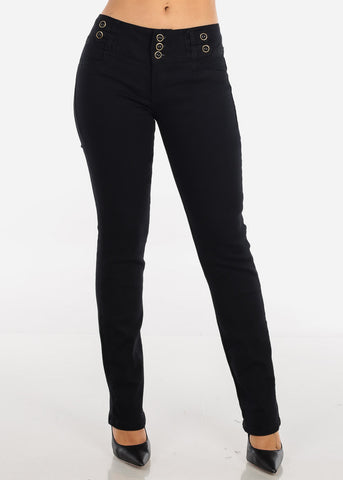 Image of Levanta Cola Black Bootcut Jeans