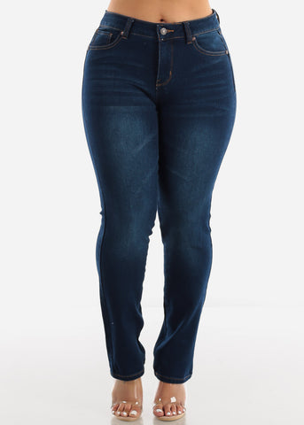 Dark Wash Levanta Cola Bootcut Jeans
