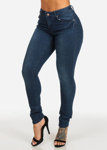 Image of Classic Slim Fit Skinny Jeans