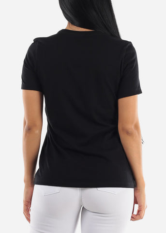 "Image of ""I Love You"" Black Top"