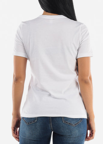 "Image of ""All You Need Is LOL"" White Top"