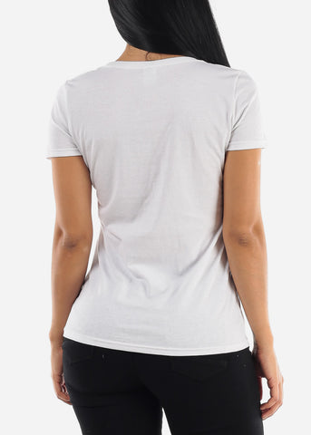 "Image of ""Angel"" White Top"
